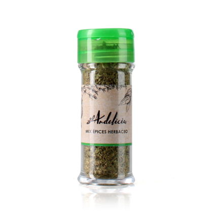 Mix épices Herbaceo - pot 26 g