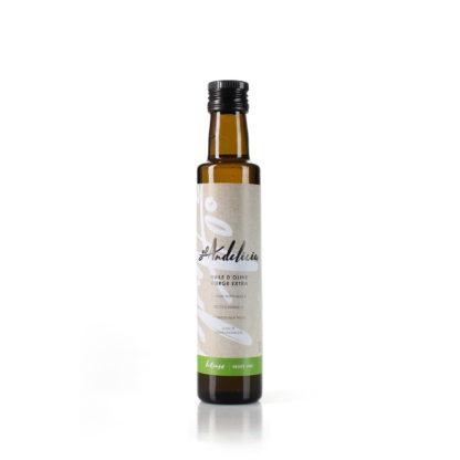 Huile d'olive Intenso (fruité vert) - Bouteille 25 cL
