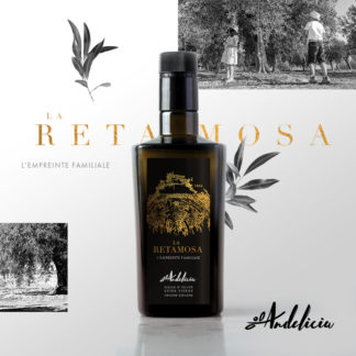 Huile d'olive La Retamosa